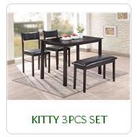 KITTY 3PCS SET